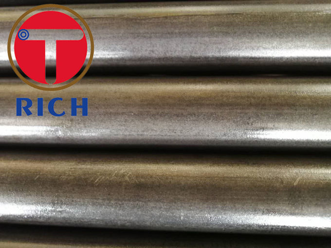 Astm A321 Hot Rolled Steel Tube , Quenched Tempered Carbon Steel Bar 6.35 - 241.3mm 2