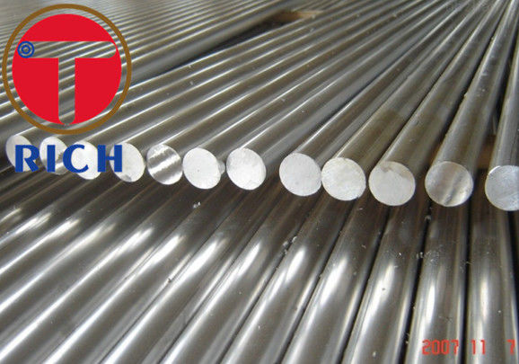 Astm A321 Hot Rolled Steel Tube , Quenched Tempered Carbon Steel Bar 6.35 - 241.3mm 1
