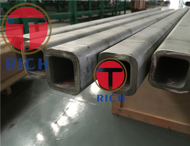 ASTM A500 Welded Seamless Carbon Steel Special Shape Cold Formed For Structure