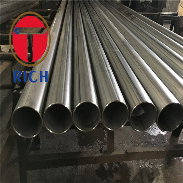 Astm A671 / A671m Stainless Steel Welded Pipe For Atmospheric / Lower Temperatures