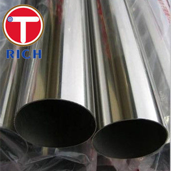 Welded Seamless Alloy Steel Tube ASTM A554  For Mechanical 304 306
