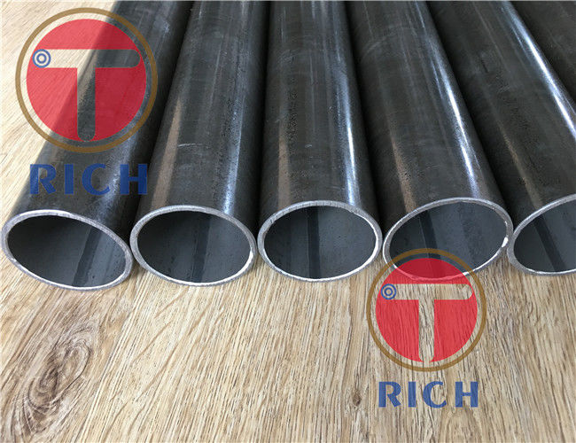 Electric Resistance Welded Carbon Steel Heat Exchanger Tubes Oiled Surface