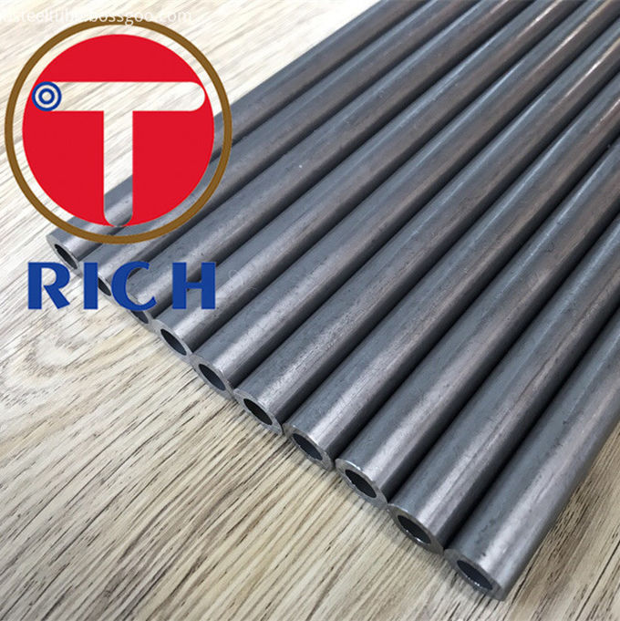 J524 Seamless Automotive Steel Tubes 15mm Wall Thickness Annealed For Bending