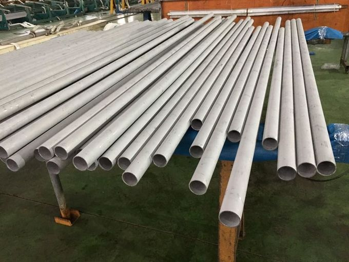 Boiler A213 Stainless Seamless Steel Tube/ 304 Stainless Steel Tubing Annealed Pickled
