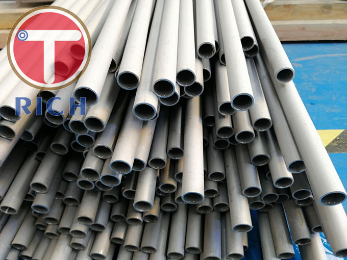 Carbon Welded Seamless Steel Tube / Ferritic And Martensitic Stainless Steel Tube