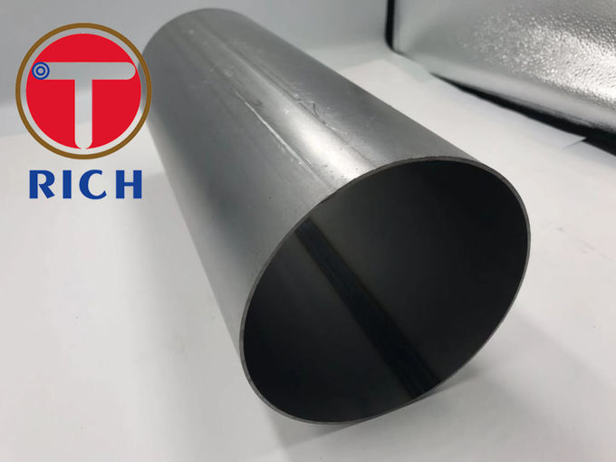 Torich ASTM A554 Cold Drawn Steel Tube Welded Stainless Exhaust System