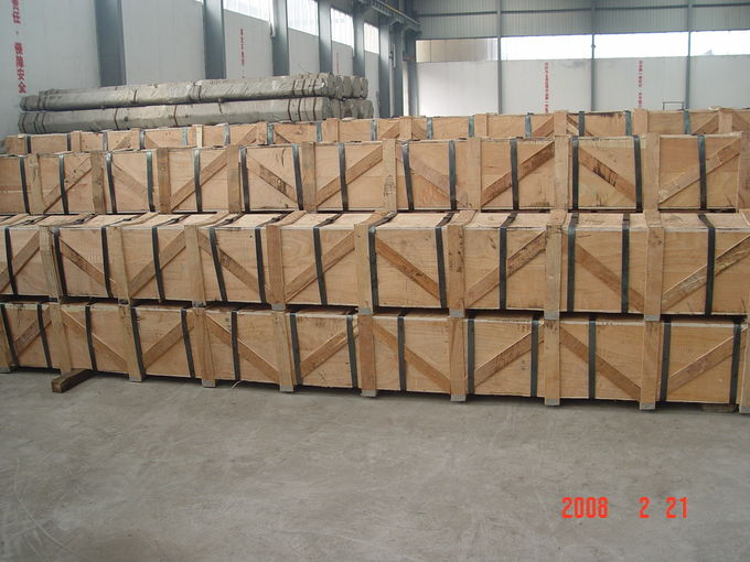 ASTM A178 Supper Carbon Steel Heat Exchanger Tubes , Electric Resistance Welding Pipe