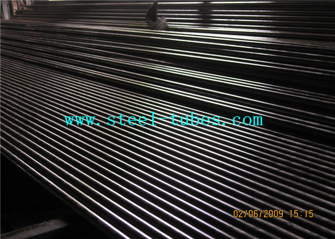 Seamless Carbon Steel Heat Exchanger Tubes ASTM A179 Cold Drawn For Boiler