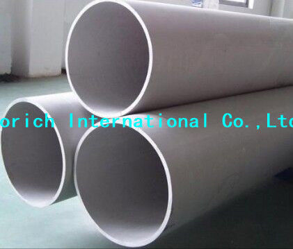 EN10216-5 Bright Annealed Stainless Steel Tube , Stainless Steel Seamless Tube