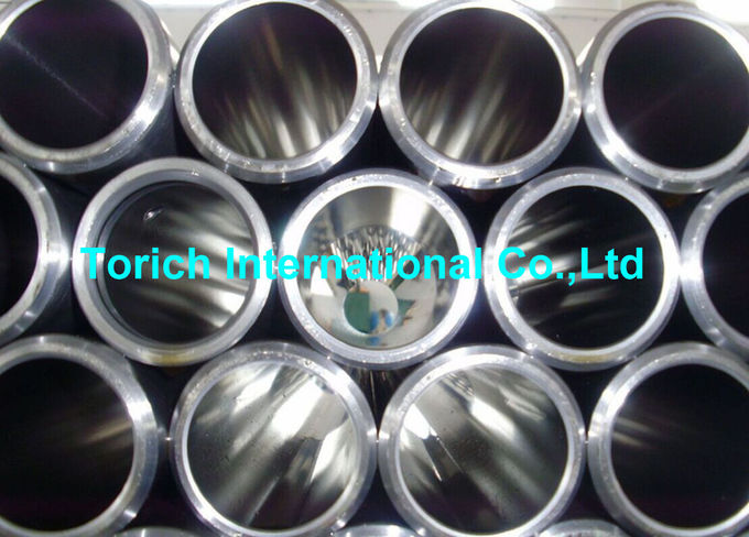 Torich Carbon Hydraulic Cylinder Honed Tube Jis G3473 Standard In Round Shape